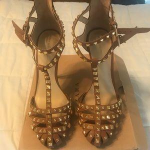 Zara Studded Heel